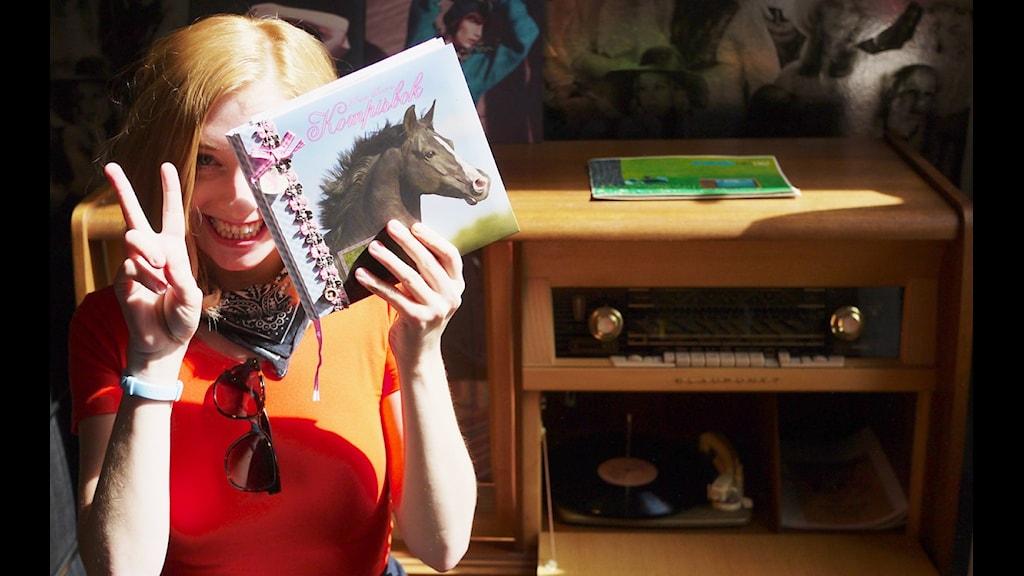 Sandra & hästen