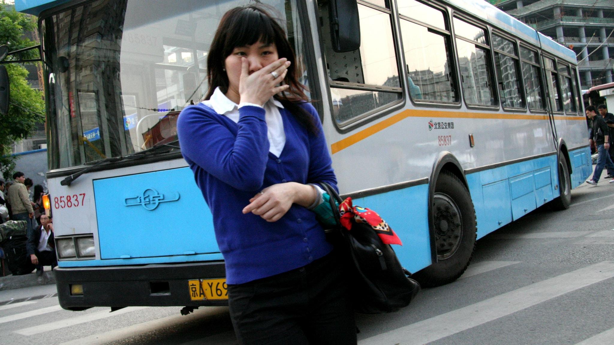 runka på bussen