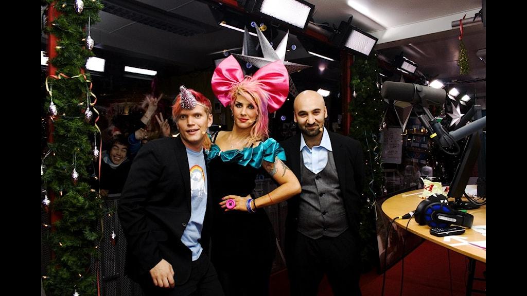 Enhörnings-Henrik, Kitty Pigg och fest-Ehsan sista dagen i buren