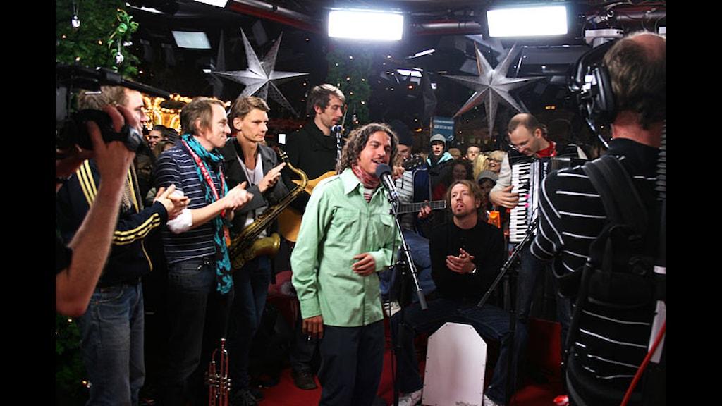 Timbuktu och hans band