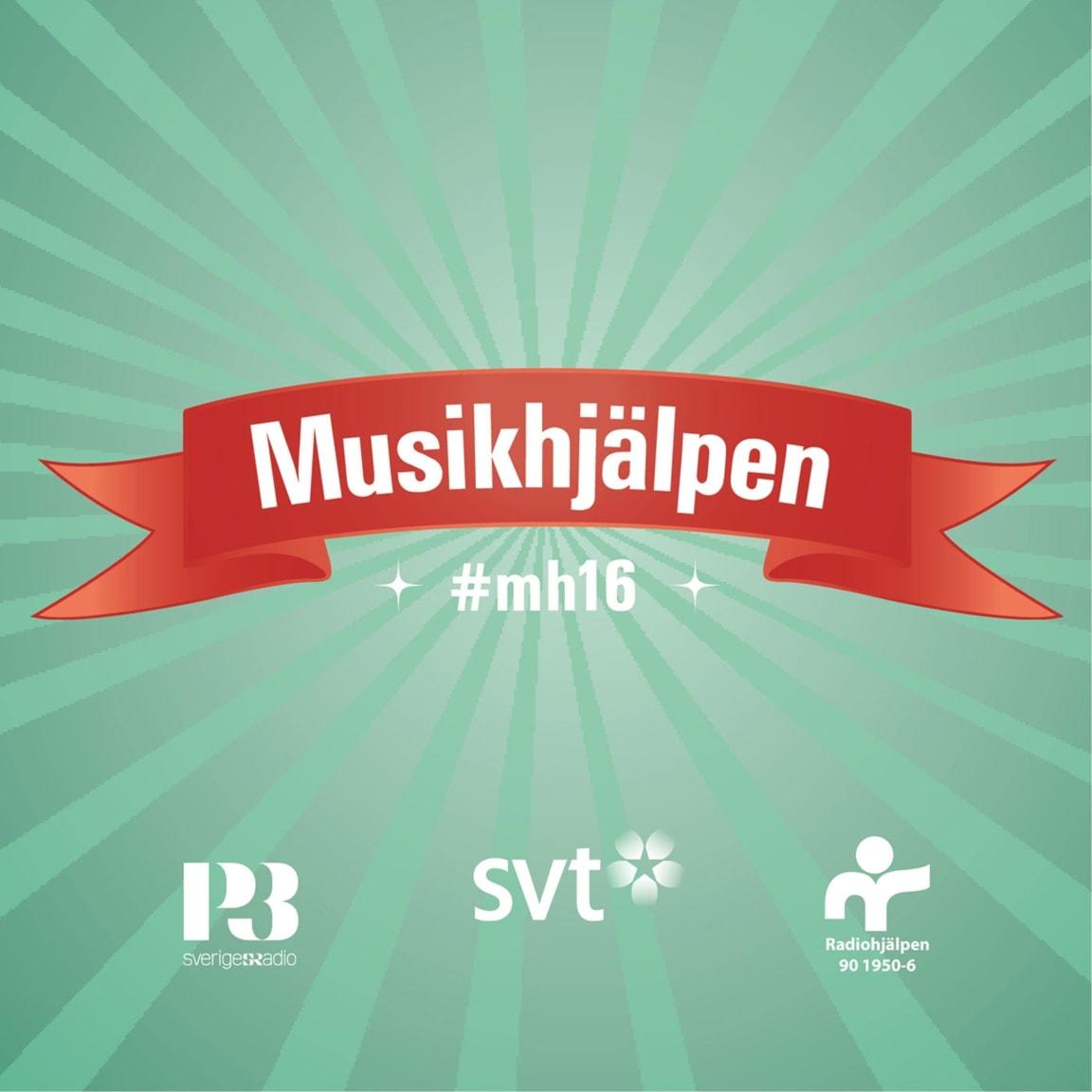Musikhjälpen 2016: Lördag