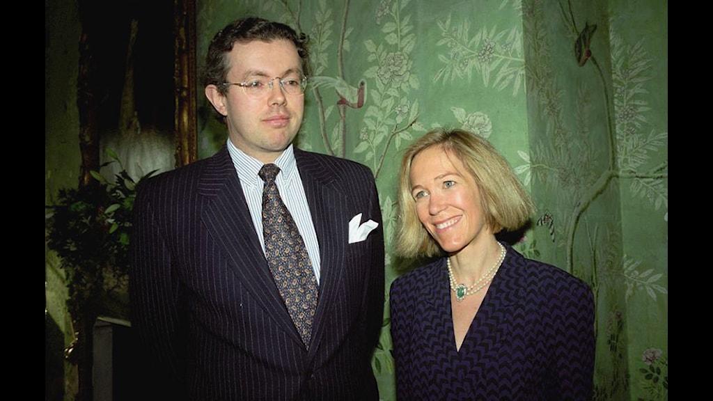 Hans och Eva Rausing, Foto: Alan Davidson/Scanpix