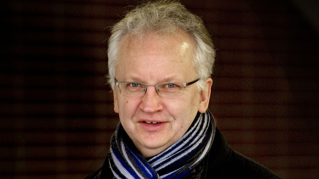 Bild på Pär Nuder, f d finansminister (S), idag styrelseproffs och rådgivare. Foto:Fredrik Sandberg/TT