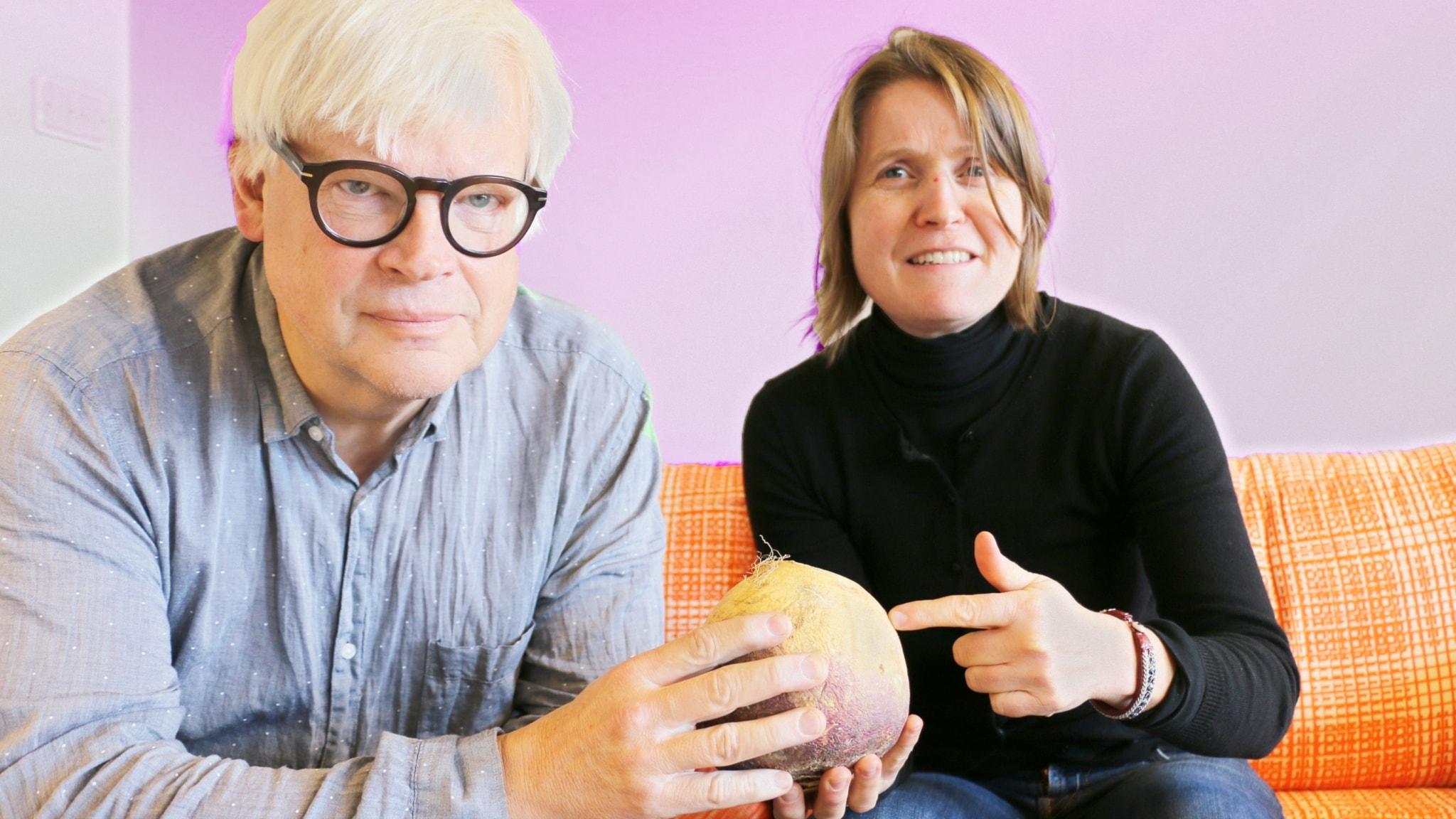Lyckade hemma hos-museum, kålrotens upprättelse och tv-industrins intresse för Gotland.