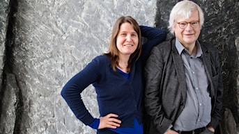 Talkshow i Sveriges Radio P1 med Thomas Nordegren Louise Epstein
