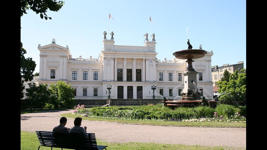 Lunds universitet. Foto: Wikipedia