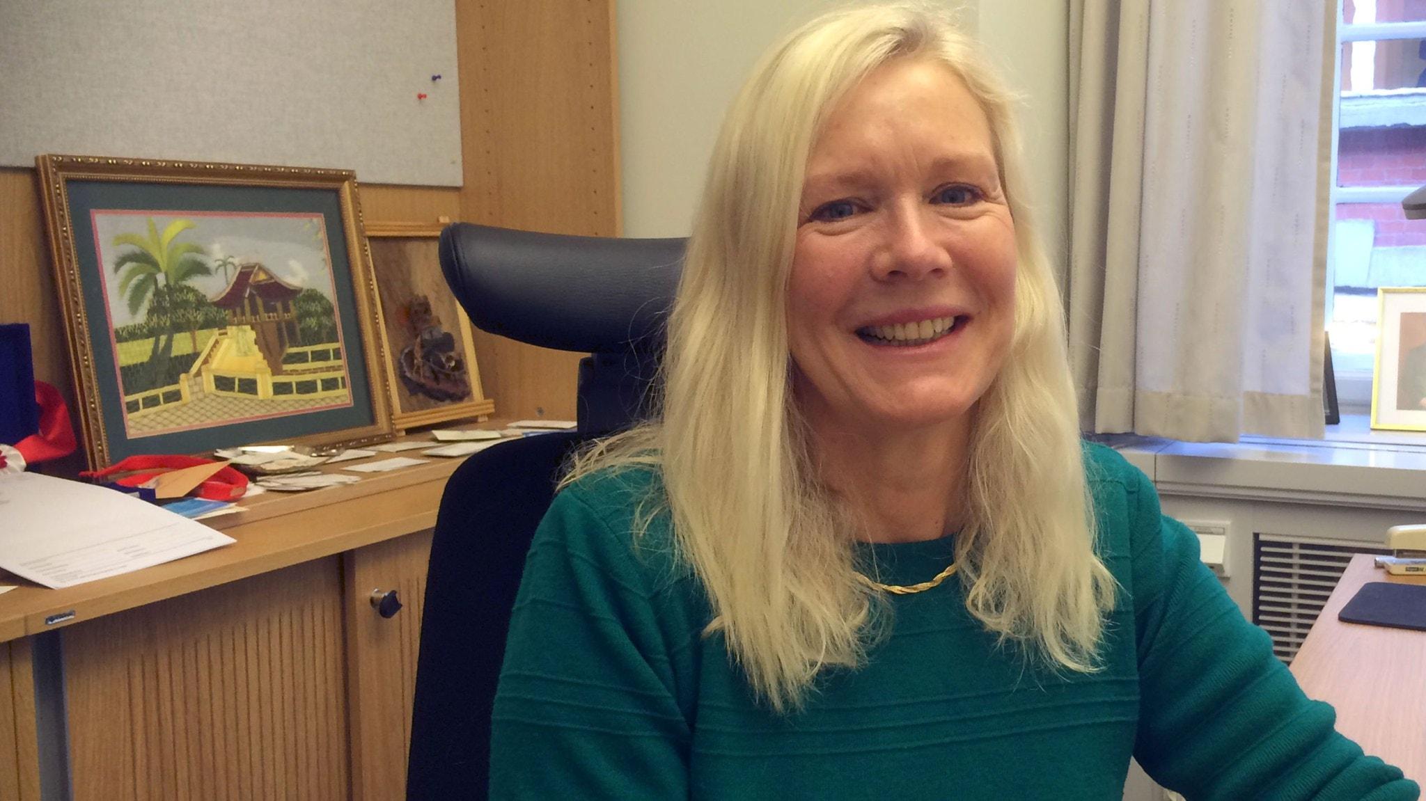 Anna Lindstedt: Känns som de två viktigaste veckorna i ens liv