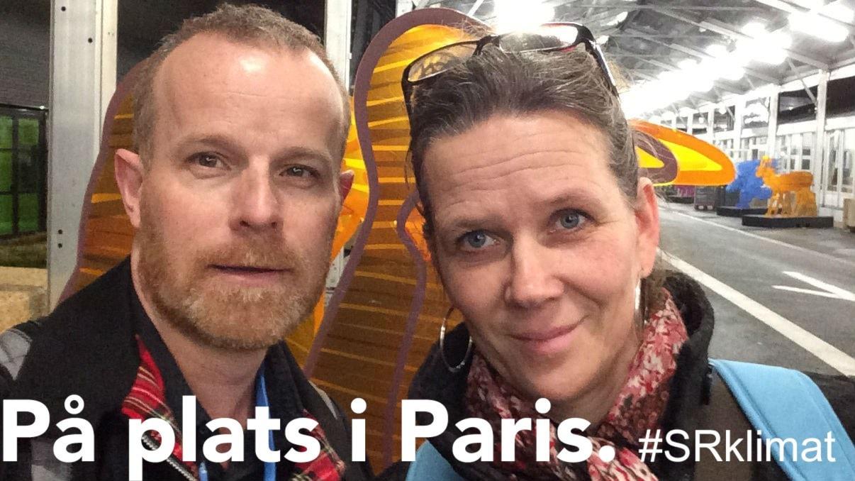 Direkt från Paris: Kan företag och ideella krafter täcka gapet i klimatförhandlingarna?