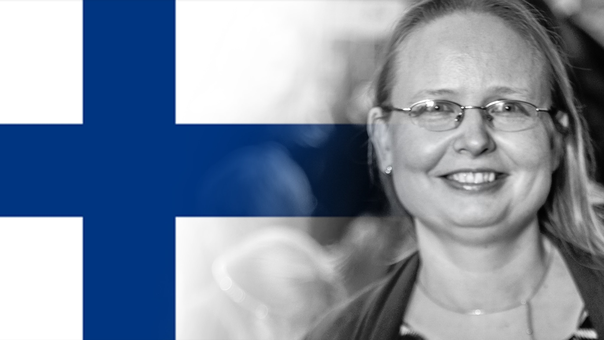 DIN PLAYLIST: Nina bjuder på en timme finsk musik