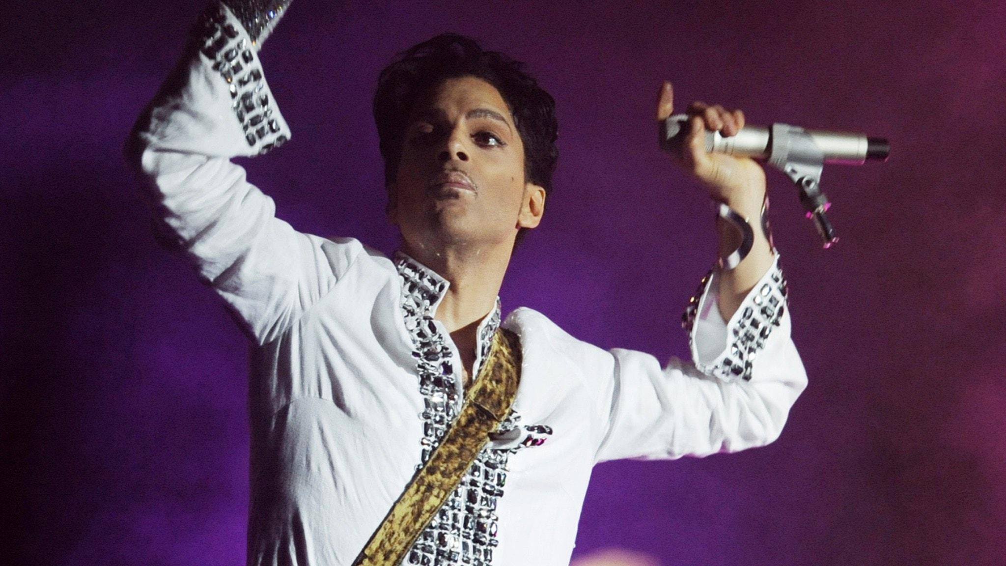 RIP Prince och livemusik med Ison & Fille