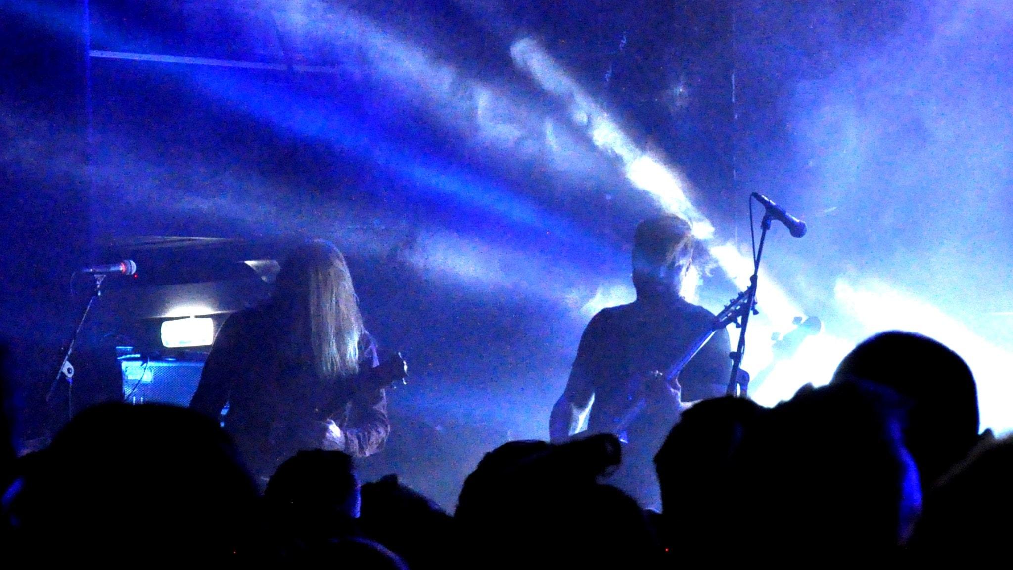 Cult of Luna live på Pustervik i Göteborg