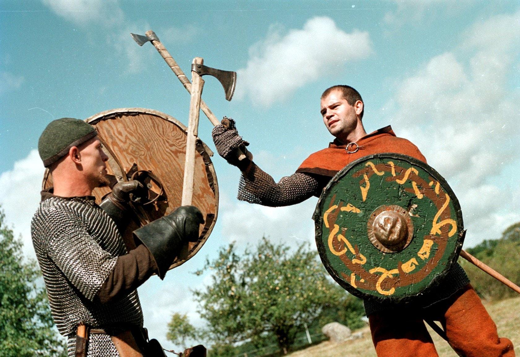 Vikingar och zombier granskas