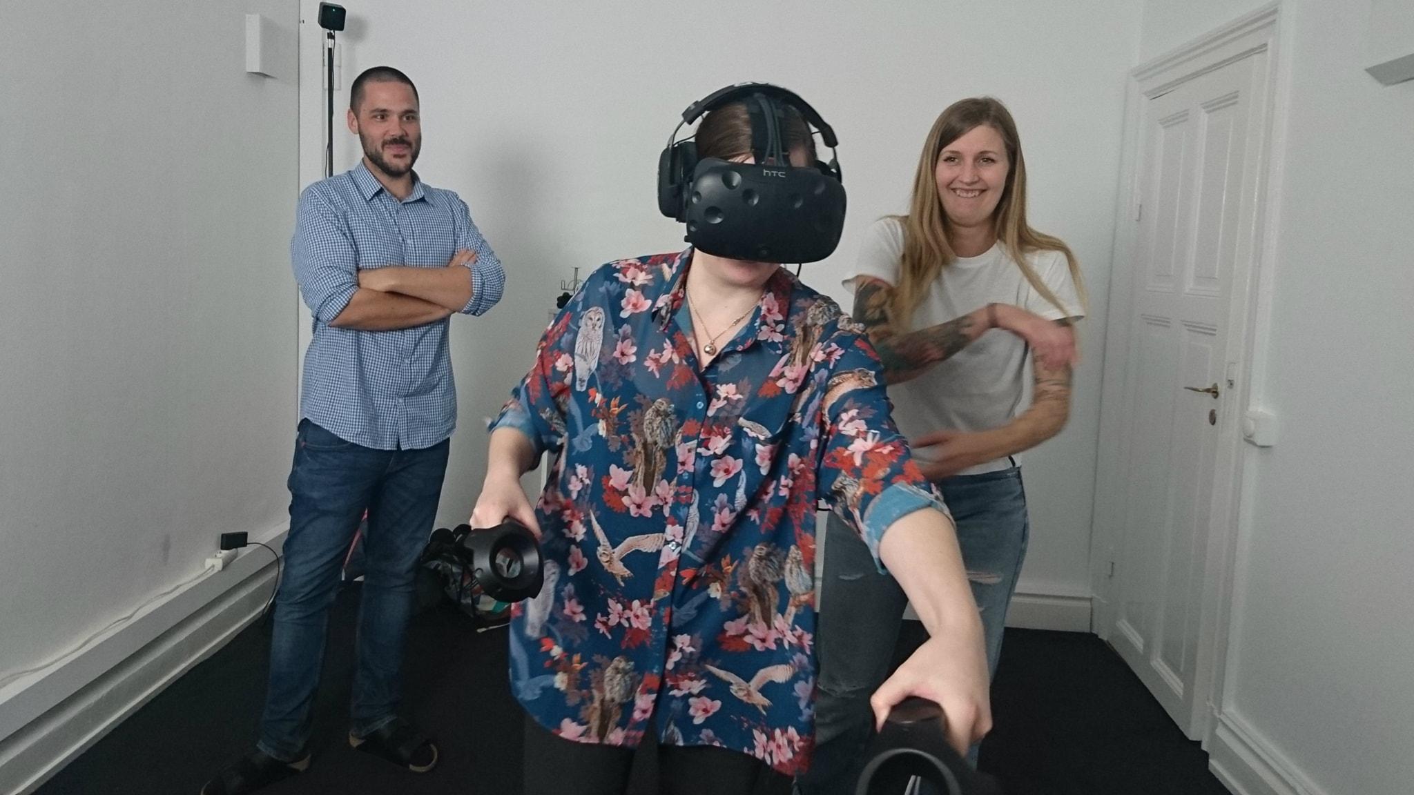 Virtual reality-special! Framtid eller fluga?