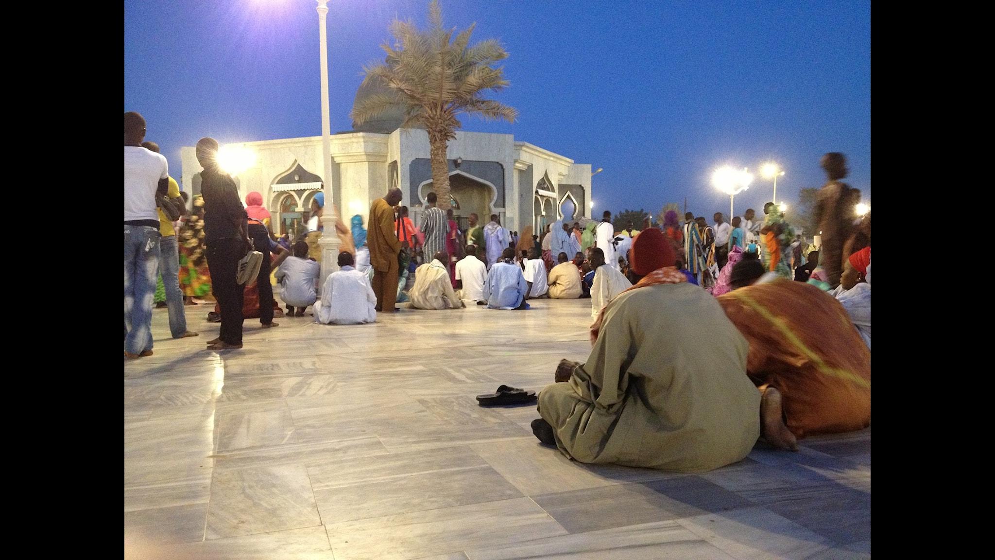 Musiken som fundamentalisterna vill tysta - Sufiska röster från Västafrika till Sverige