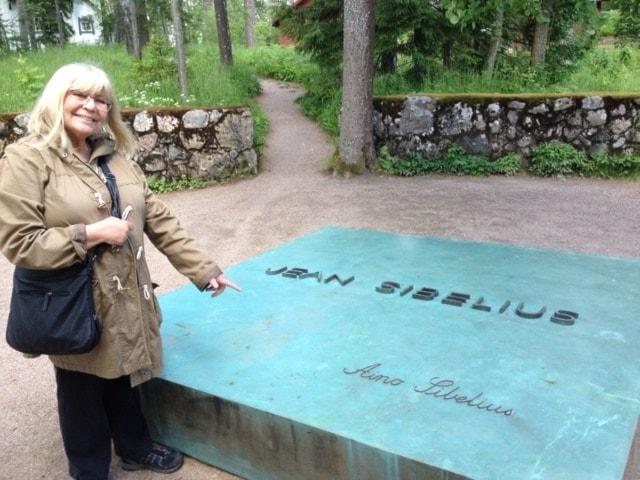Fånge på Ainola - Sibelius, ensam i mörka skogen del 2