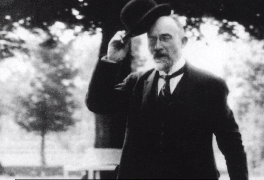 Erik Satie i Paris - En P2 Dokumentär av Mikael Strömberg
