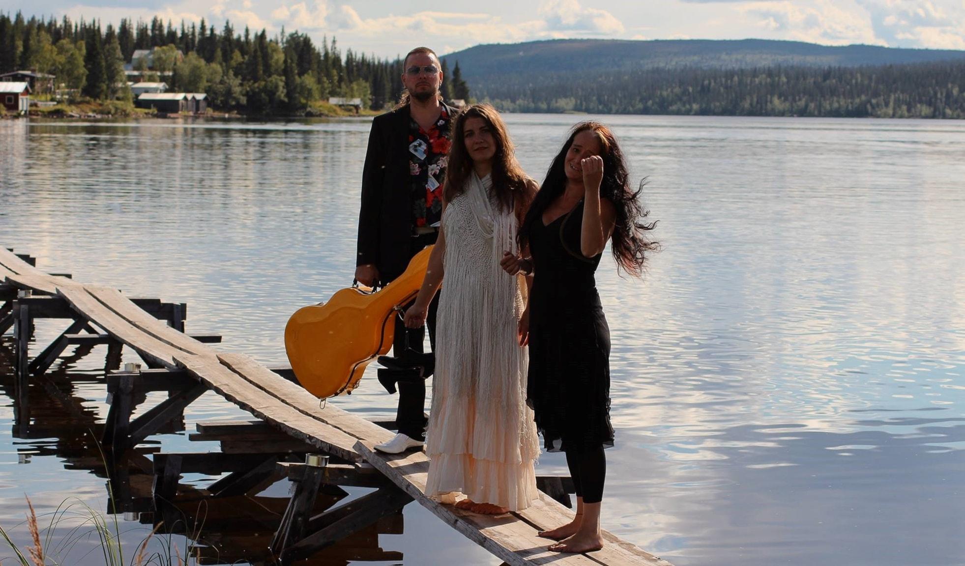 Flamenco i Sverige, del 2/2: Dagens flamencoartister