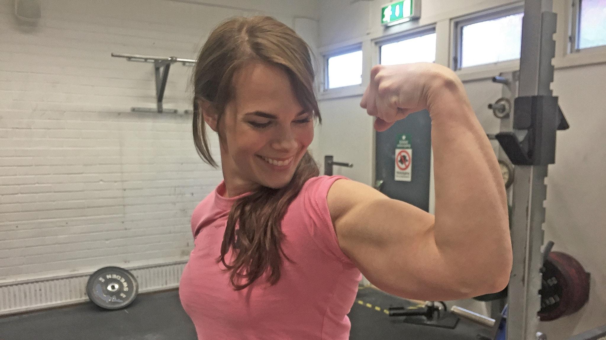 Starkare och friskare med styrketräning