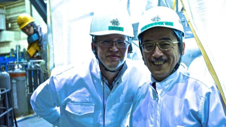 Japan hoppas på fusionskraften