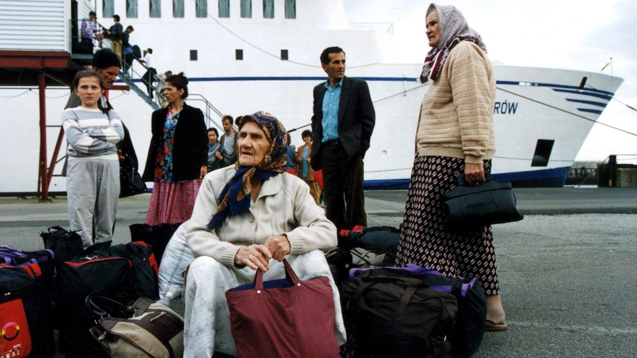 Flyktens konsekvenser - när bosnierna kom till Sverige