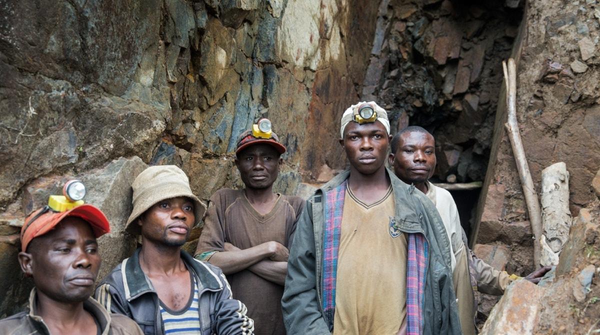 Mineraldatabas kan avslöja smugglarna i Afrika