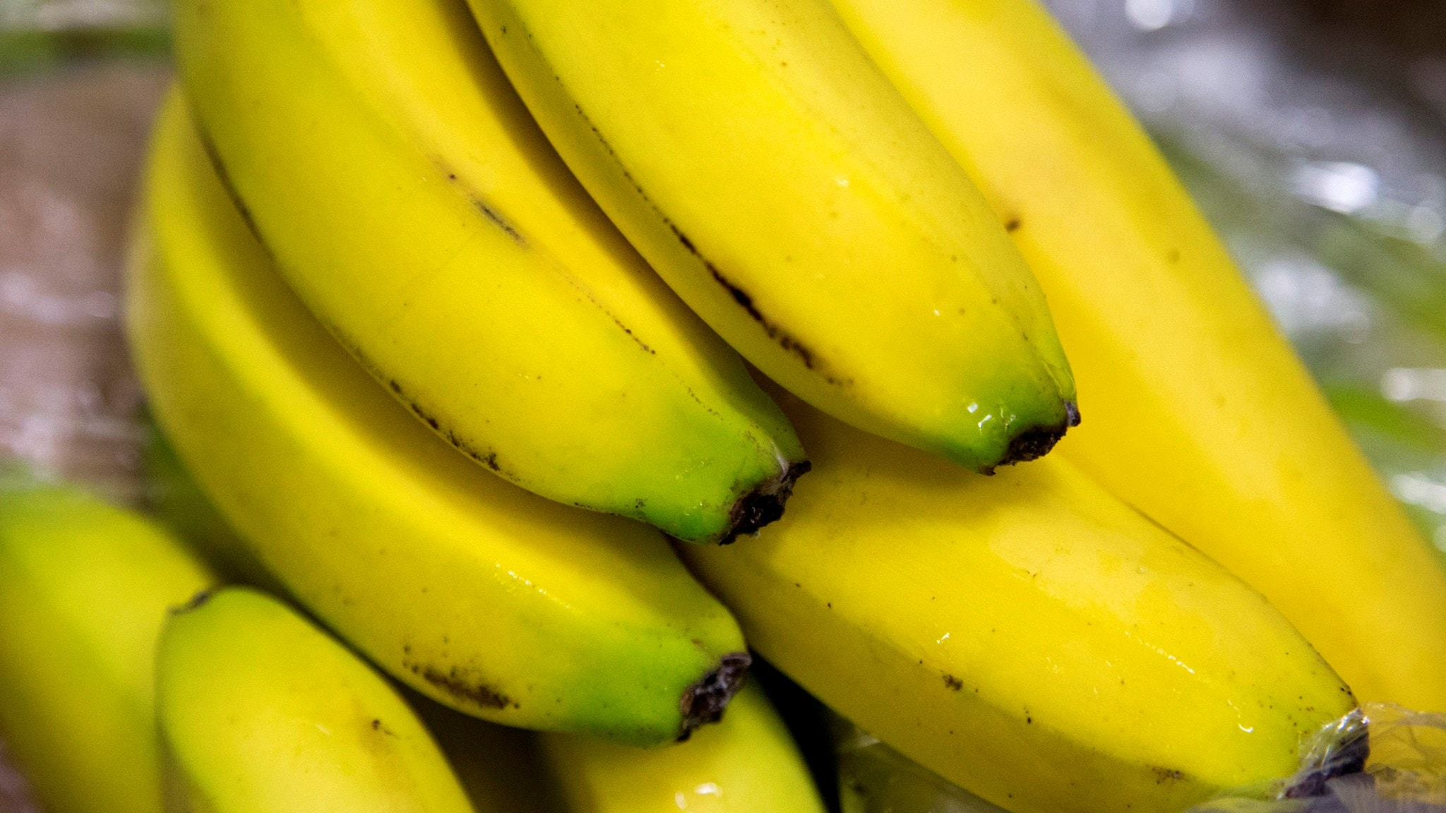 Angrepp mot världens bananer