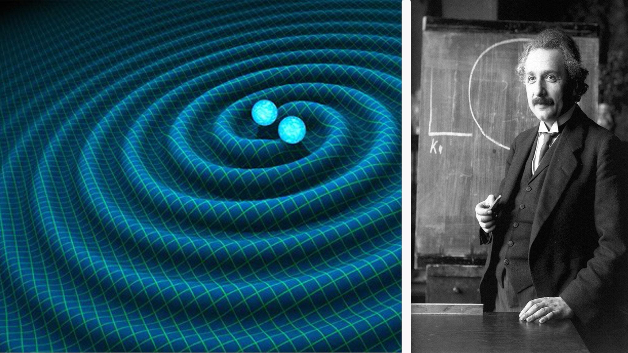 Einsteins gravitationsvågor – början på en ny era?