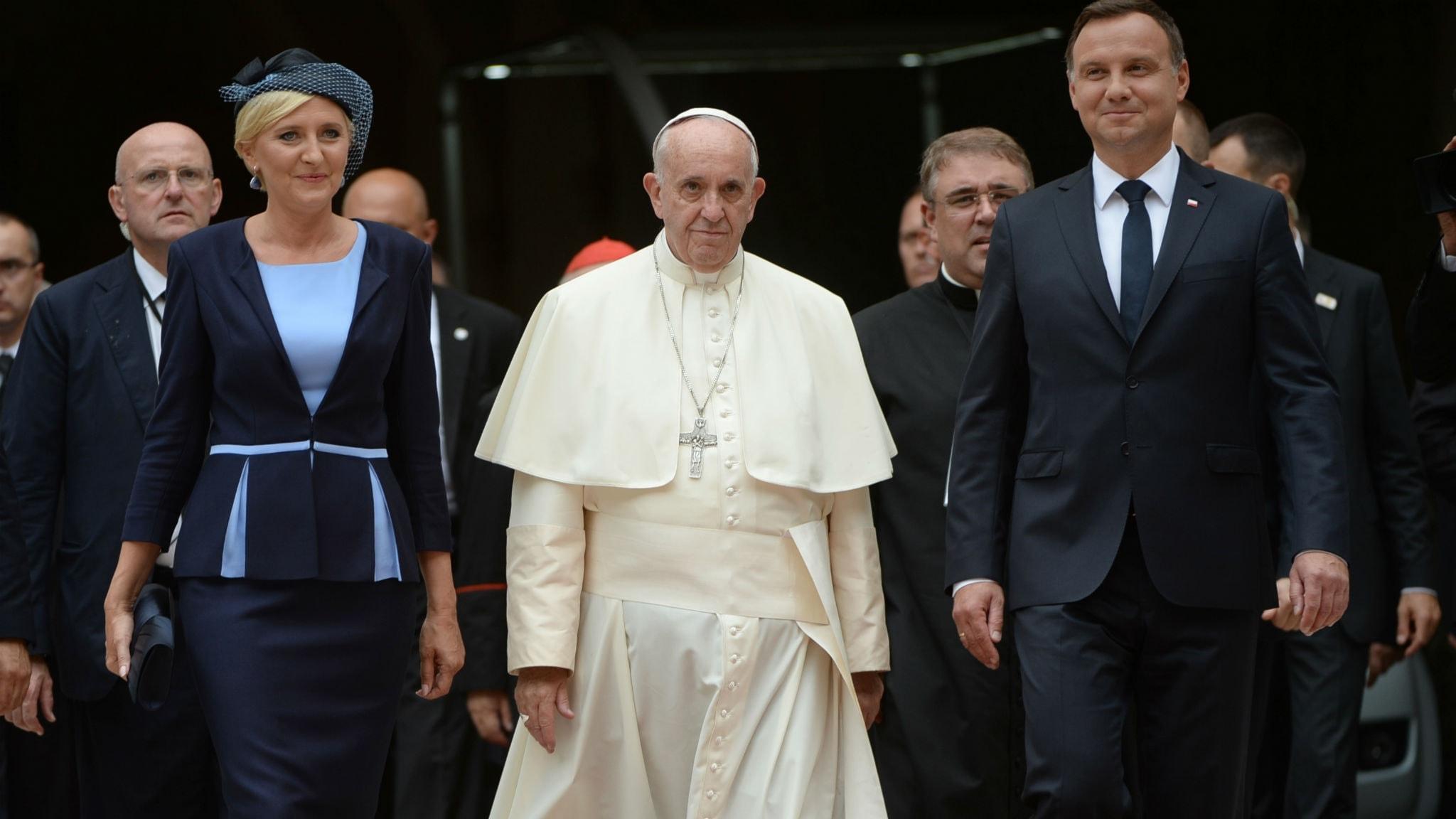 Påven och den polska politiken