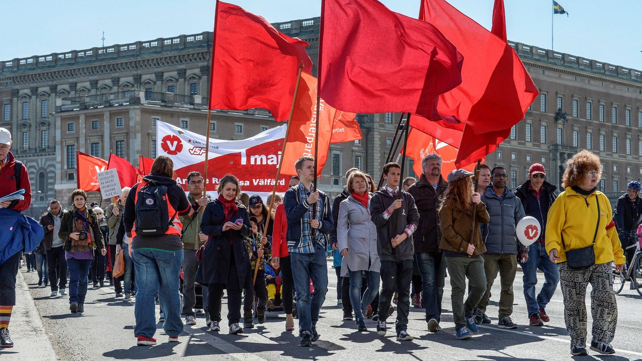 Svenska kyrkan – en röst för den politiska vänstern?