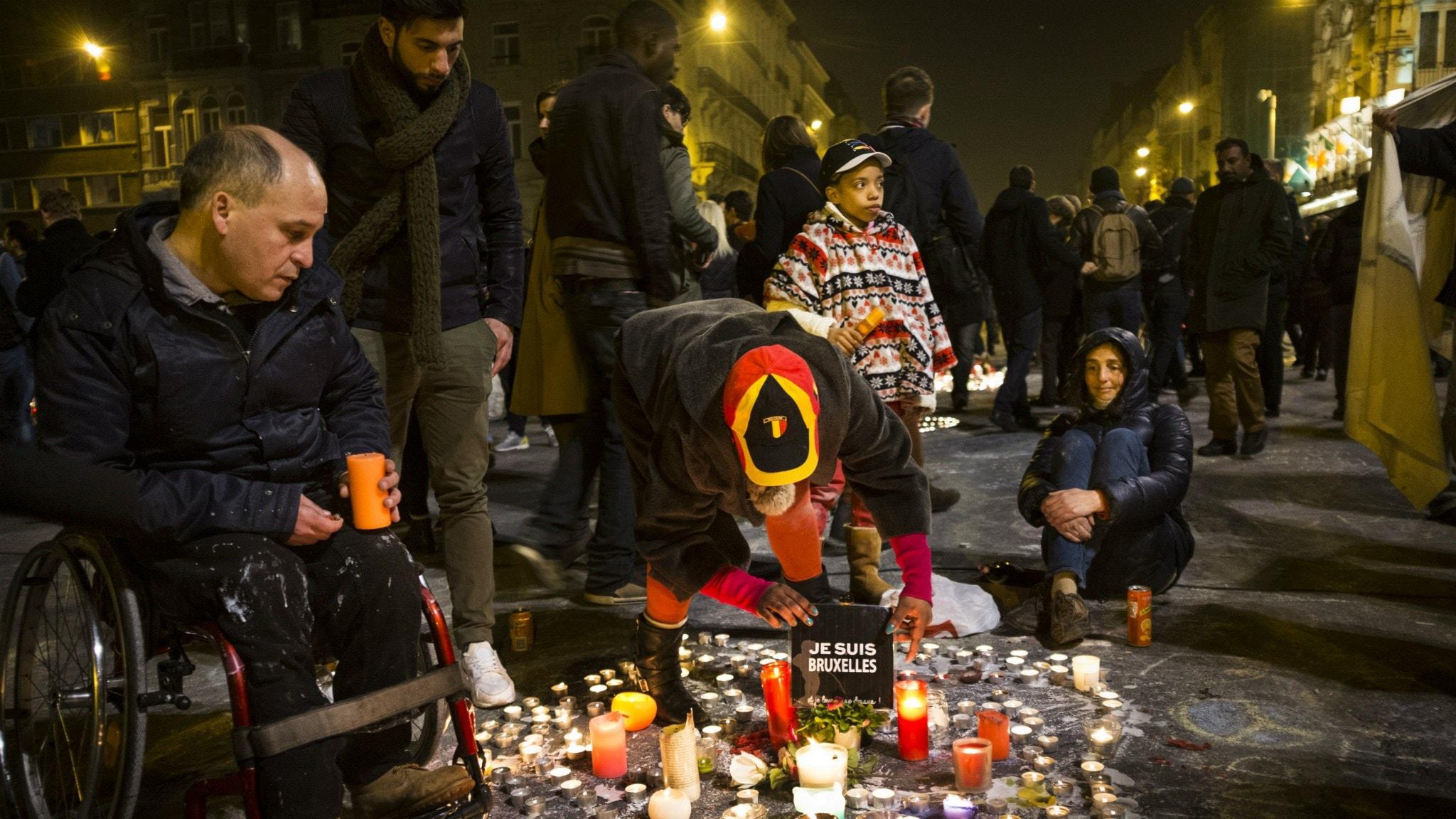 Efter attentaten i Bryssel - vad gör vi med vår rädsla?