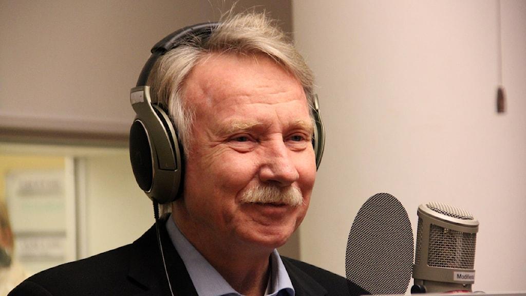 Ilmar Reepalu (S) lämnar posten som kommunstyrelseordförande i Malmö sommaren 2013. Foto: Hans Zillén/Sveriges Radio