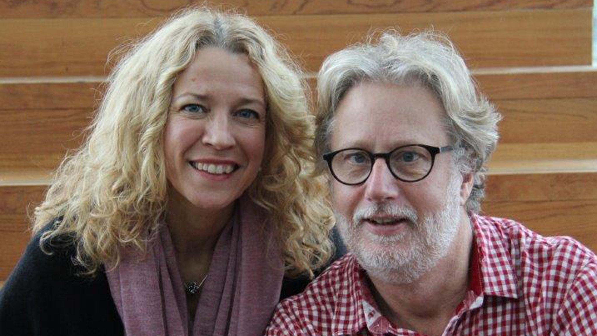 Med Ylva Nilsson och Lovisa Fischerström
