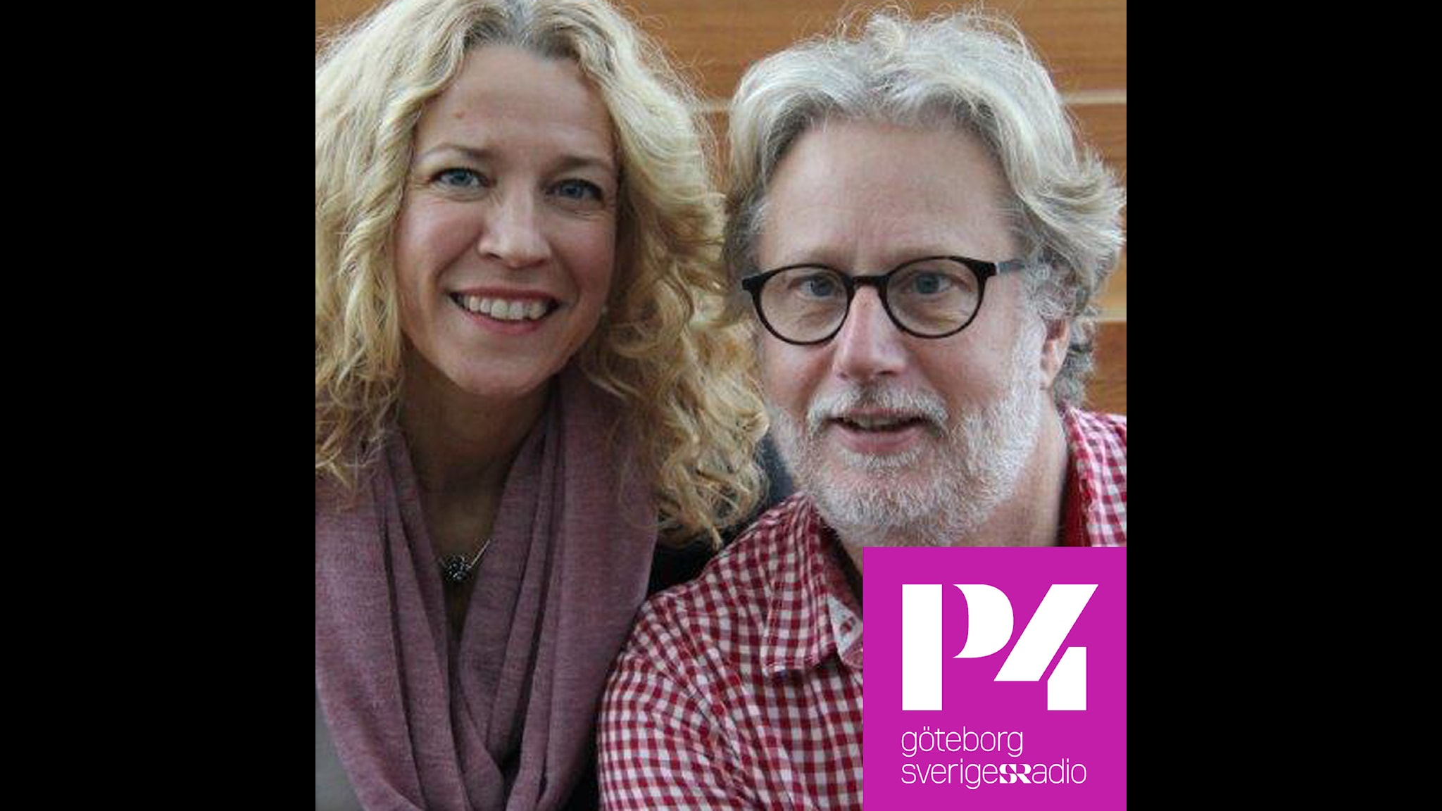 Med Ylva Nilsson och Peo Wenander