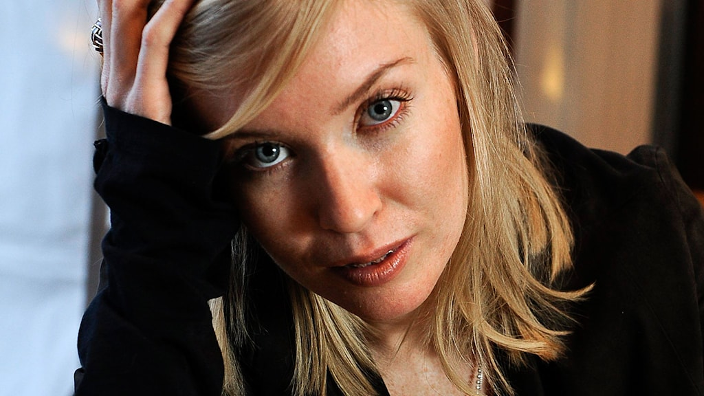 Linda Sundblad. Foto: Anders Wiklund / TT