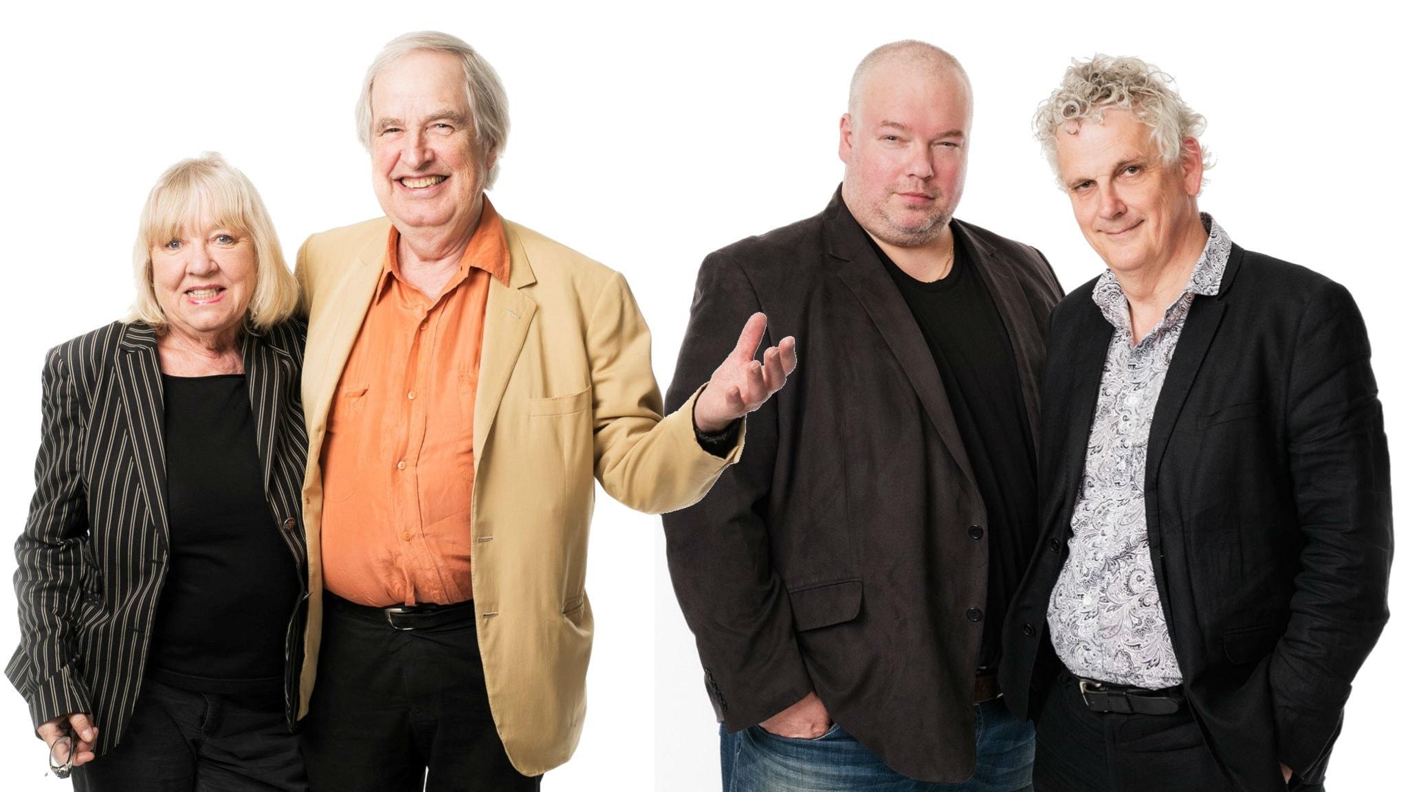 Tre ABBA-låtar och sång i k-moll