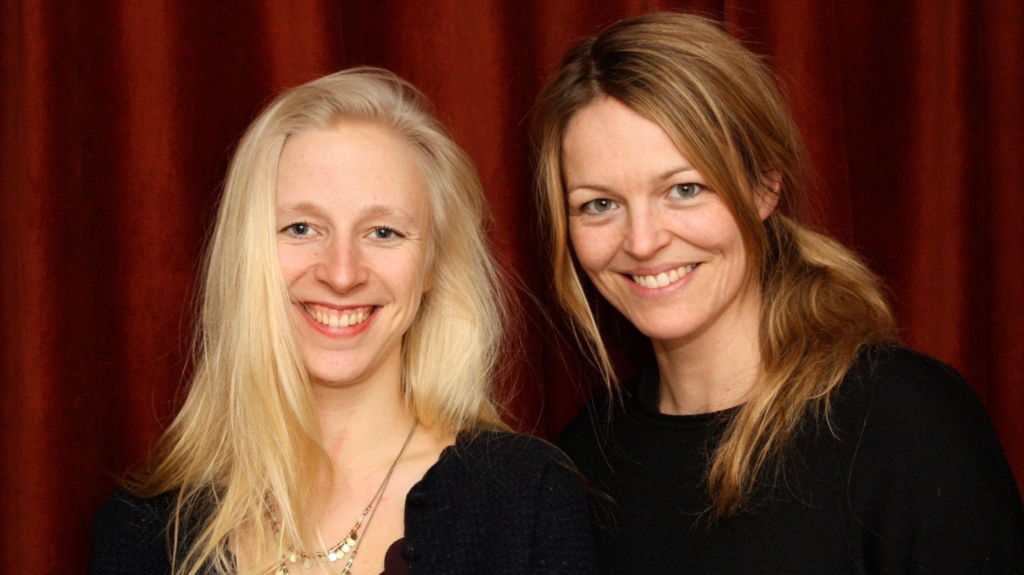 Elin Rombo och Lena Jonsson