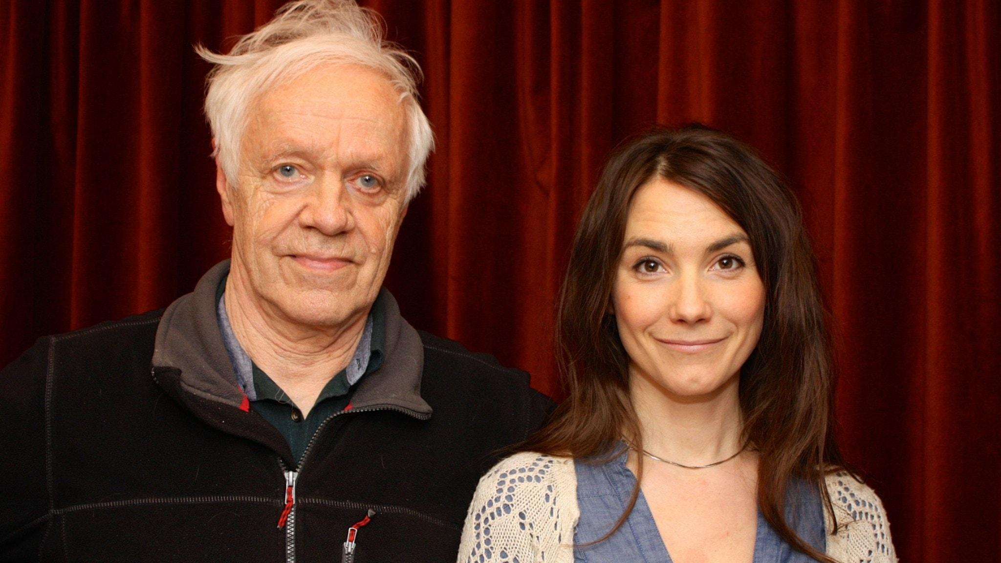 Jan Allan och Lisa Eriksson Långbacka