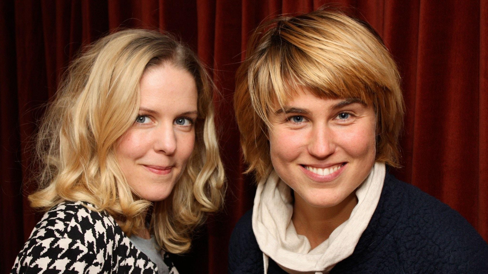 Elsa Bergman och Sofia Karlsson