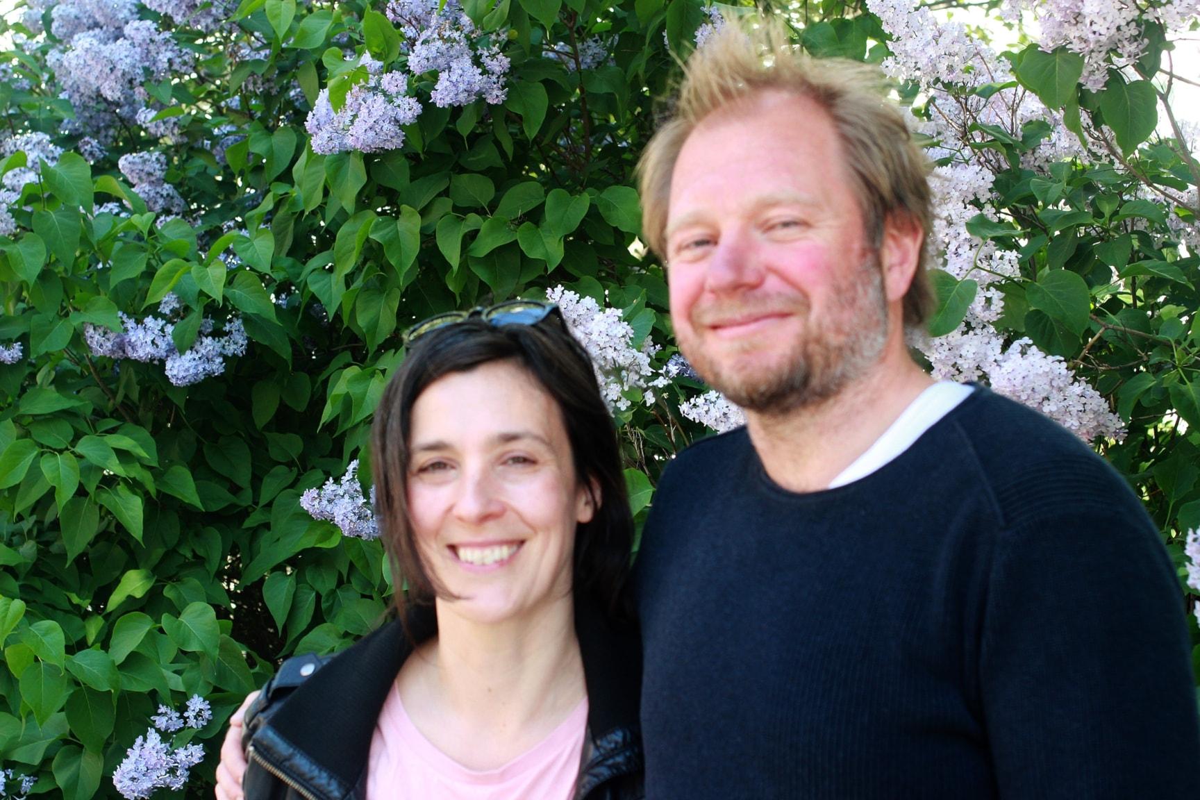 Duellen i P2 Sofia Berg-Böhm & Daniel Karlsson