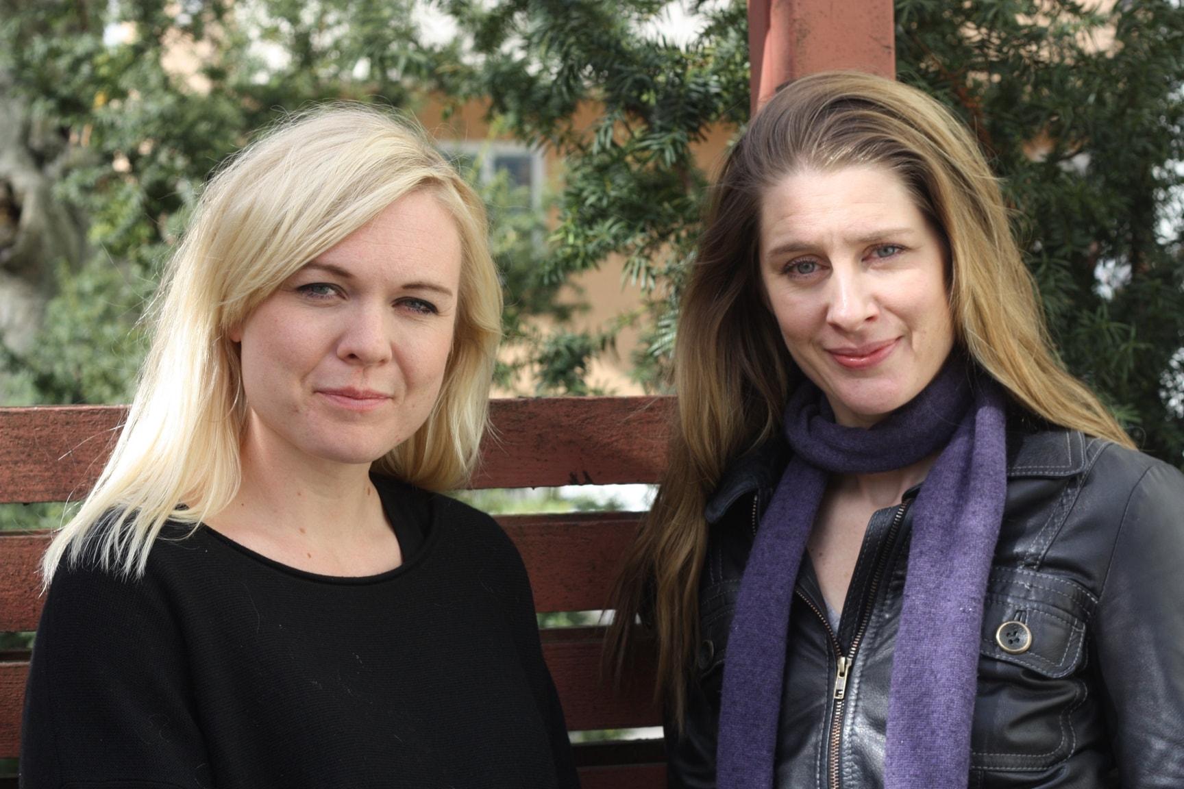 Malin Byström & Josefine Lindstrand