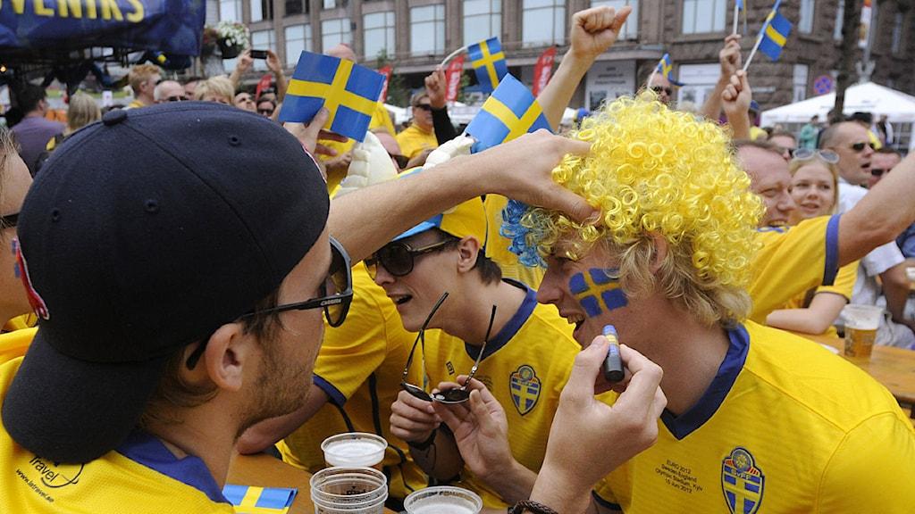 Är den svenska nationalismen bäst i världen?