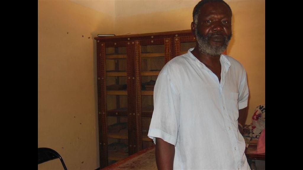Manuskripten i Mali