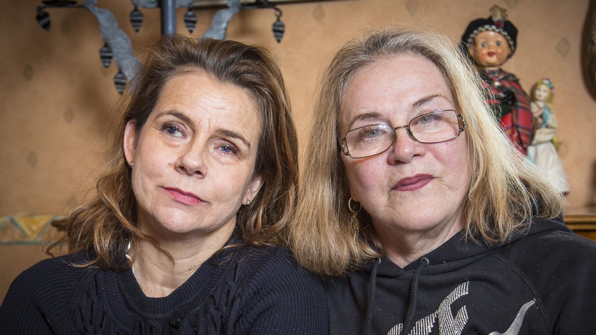 Katarina Hahr möter Py Bäckman