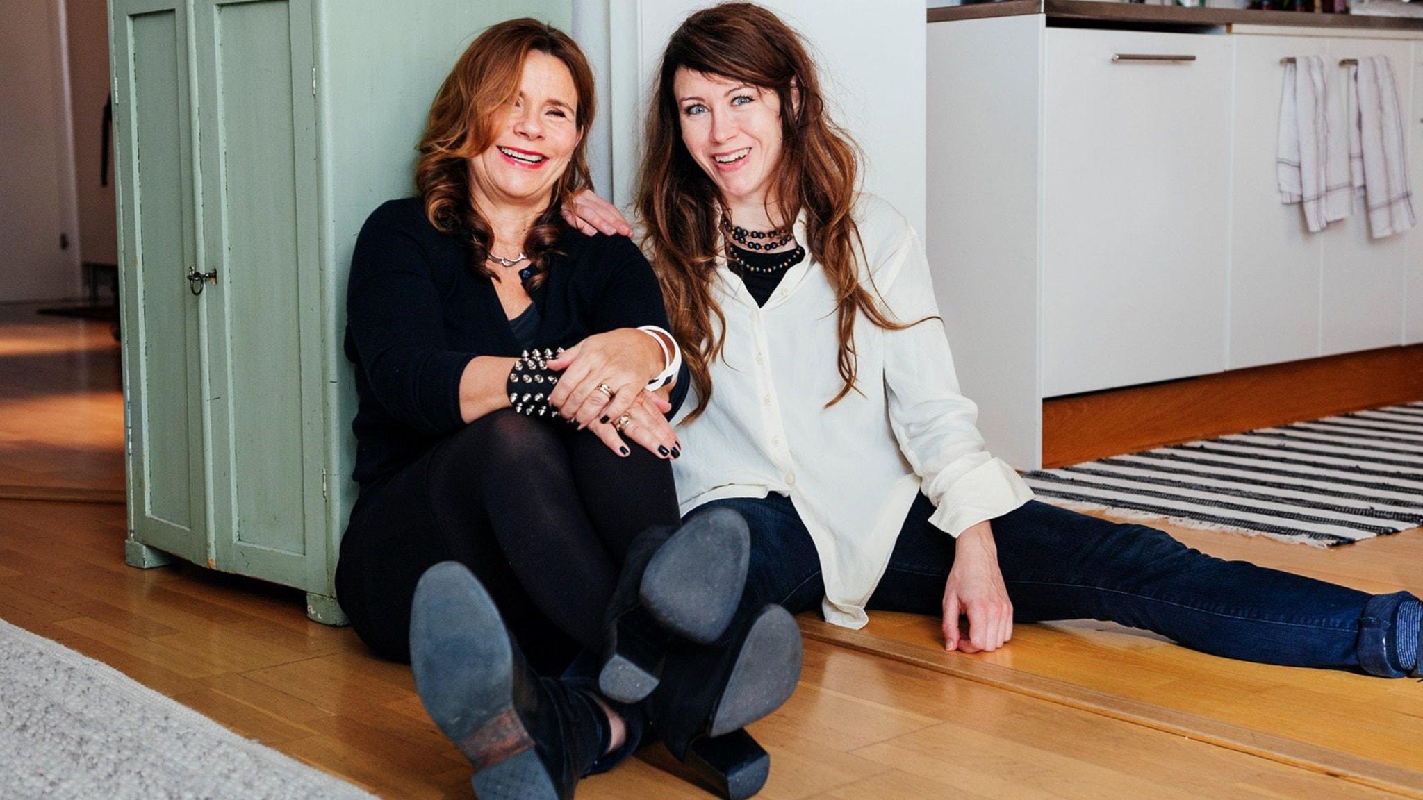 Katarina Hahr möter konstnären Anna Odell  i ett  samtal om respekt