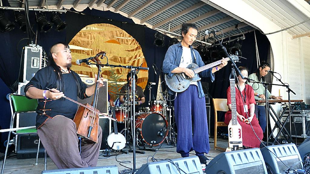Trio + Seval Band 1 juli 2014 kl 19:03 - P2 Live | Sveriges Radio