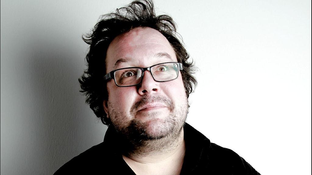 Fredrik Högberg. Foto: Norrlandsoperan