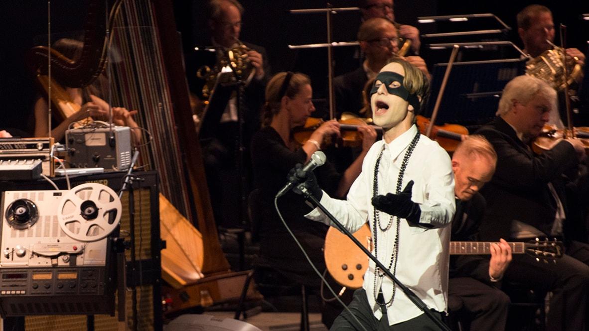 Bob hund på Malmö opera!