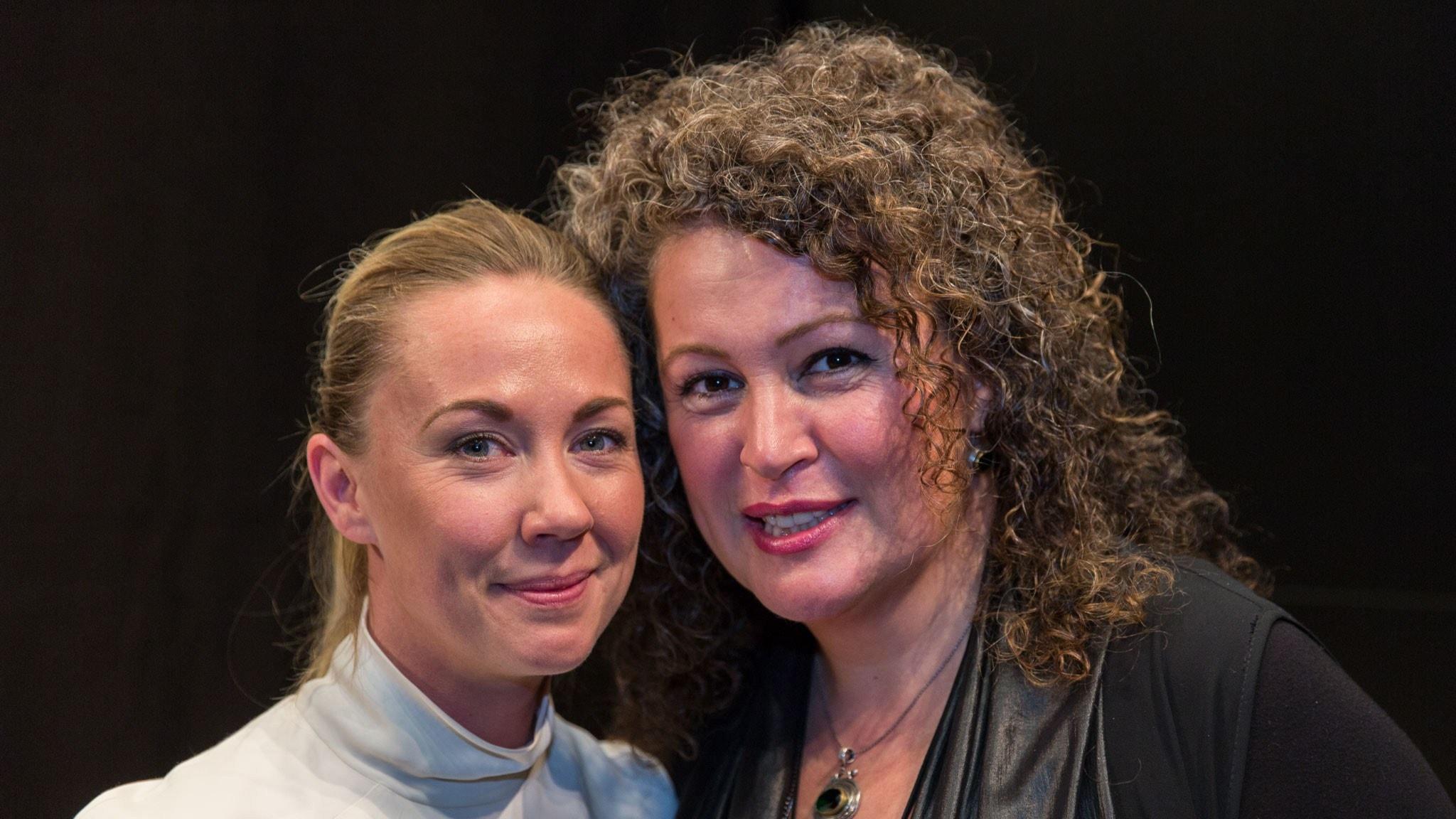 Fyra möten i P2: Burcu Ada möter Lisa Nordström