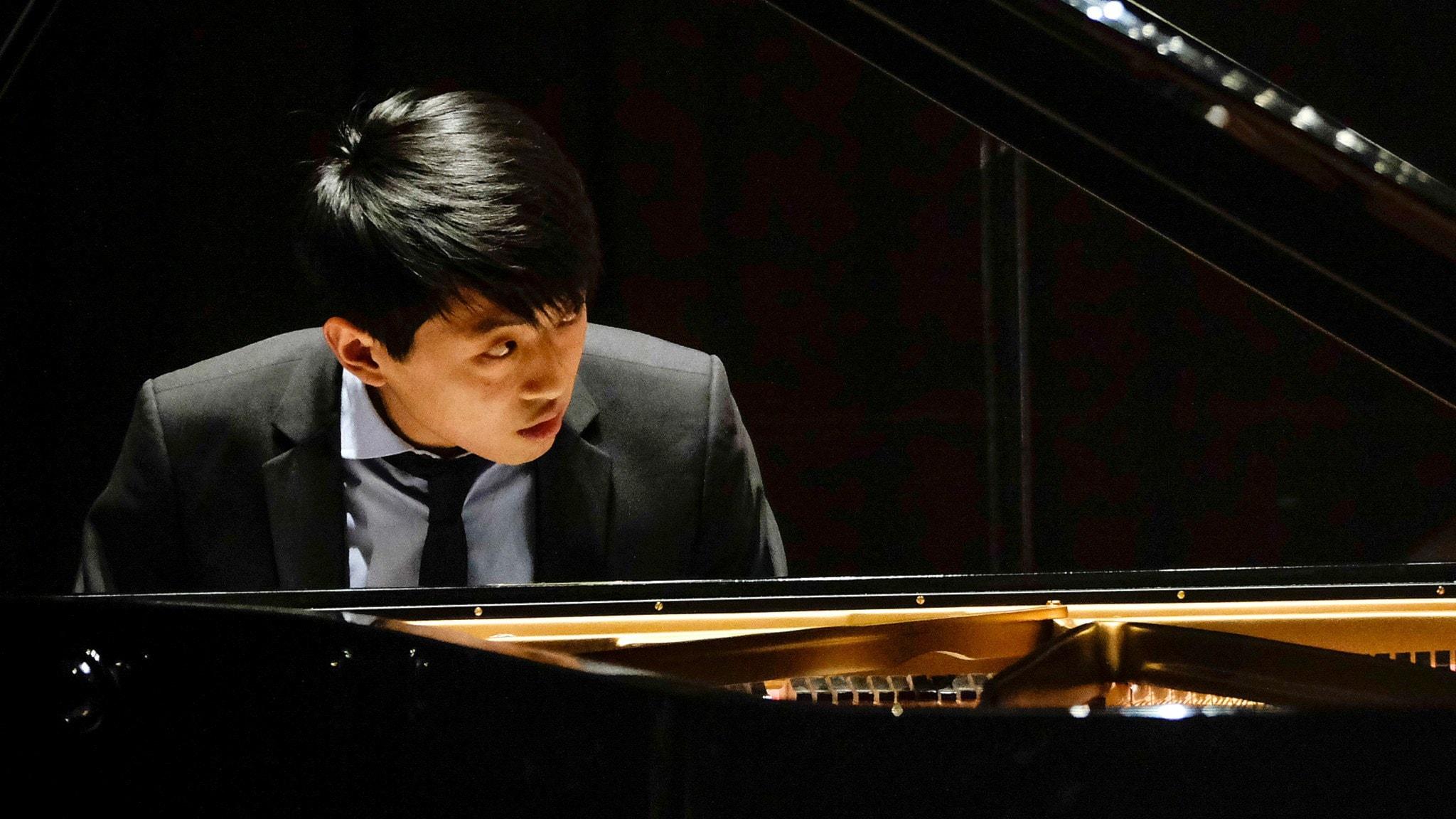 David Huangs avslutningskonsert som P2:s Artist