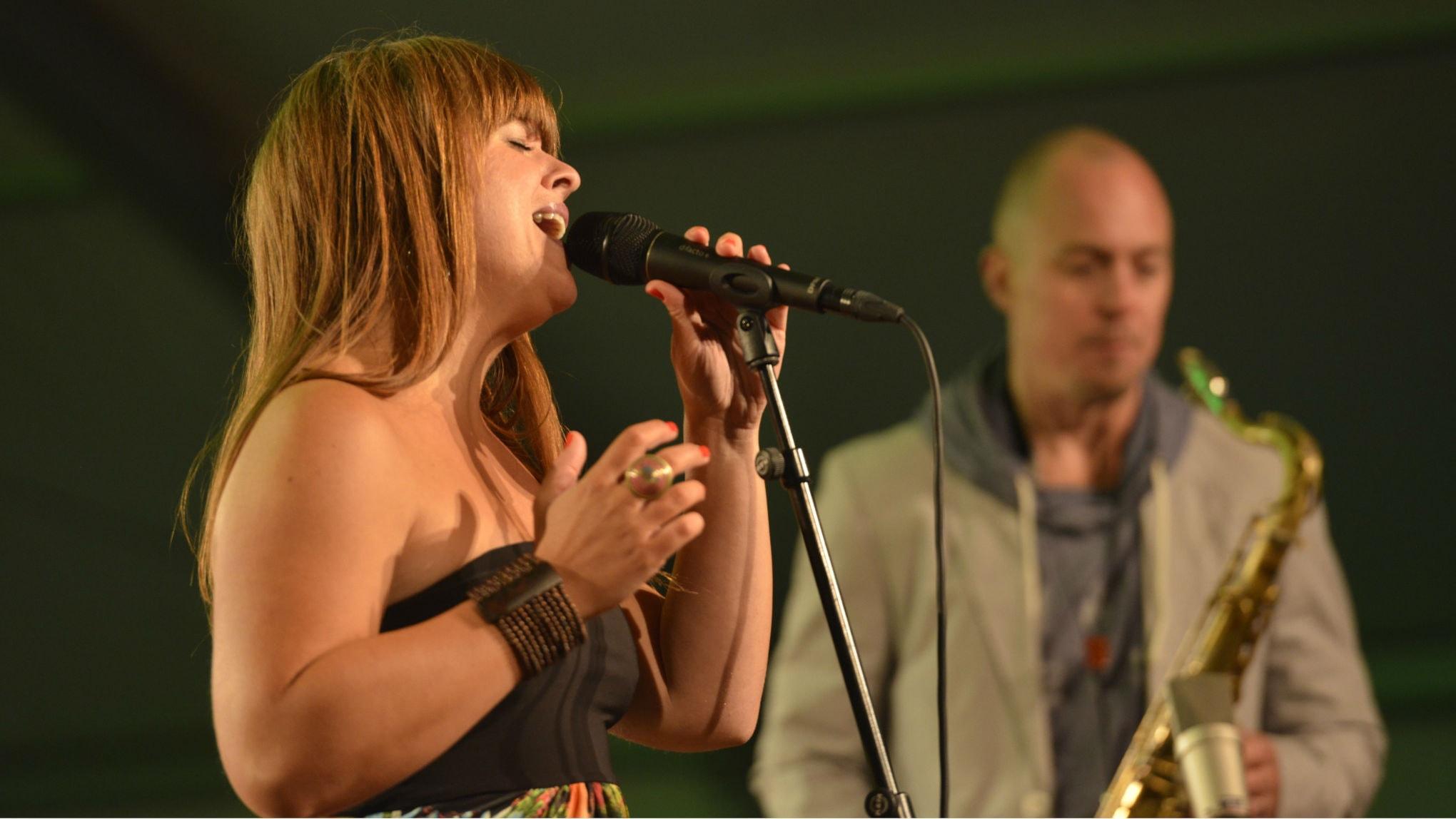 Neighbourhood och Lisa Björänge Quintet från Bangen Jazz & Blues